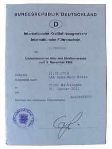 Internationaler Führerschein Für Usa - file internationaler fuehrerschein jpg wikimedia commons