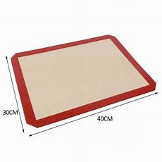 3 large silicone baking mat non stick heat resistant liner oven sheet mats