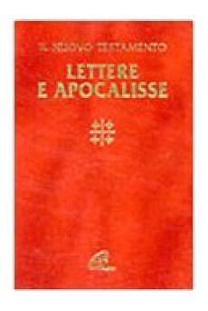 apocalisse di testo il nuovo testamento lettere e apocalisse libro paoline