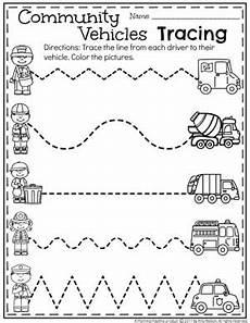 community helpers preschool theme planning playtime