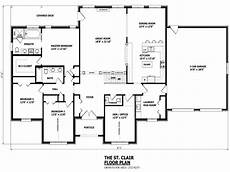 bungalow house plans ontario canadian home designs floor plans custom home designs