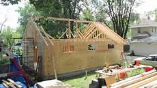 one garage build