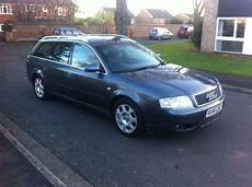 free service manuals online 2002 audi a6 interior lighting 2002 grey audi a6 avant 1 9 tdi 12 months mot full service service history 2 owners 5 7 seats
