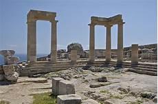 Akropolis Lindos Rhodos Info
