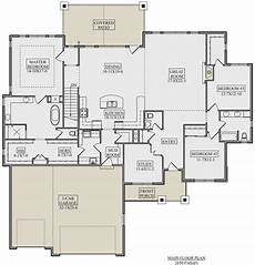 5 bedroom craftsman house plans craftsman plan 2 650 square feet 3 bedrooms 2 5