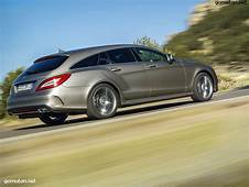 2015 Mercedes Benz CLS Shooting Brake Photos Reviews