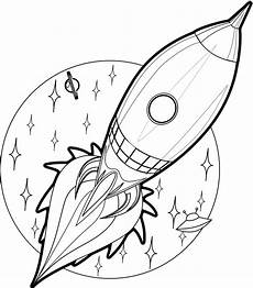free printable rocket ship coloring pages for