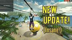 winter update free fire free upcoming update new character new gun skin and