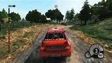 jeux de voiture rally wrc 3 le jeu de rallye low cost test vid 233 o