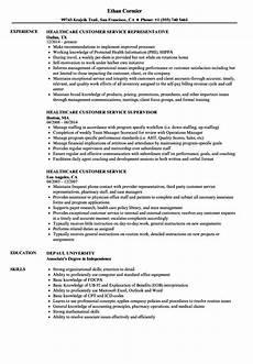 customer service healthcare resume sle healthcare customer service resume sles velvet