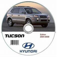 motor auto repair manual 2009 hyundai tucson lane departure warning hyundai tucson 2004 2009 workshop manual workshop manual ebay