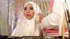 Model Jilbab Syar I Pengantin Untuk Wajah Bulat Fappin