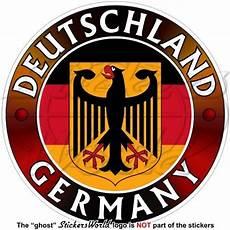 germany deutschland flag coat of arms german eagle