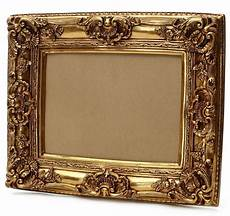 rokoko bilderrahmen 40 x 50 cm 60x70 cm gold vintage