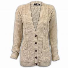 cardigans womens knitted jumper cable jacquard