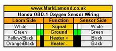 94 honda o2 sensor wire diagrams ecu