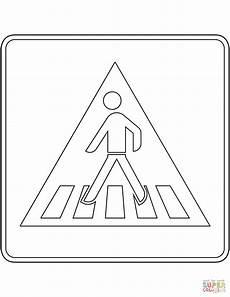 ausmalbild verkehrszeichen in deutschland