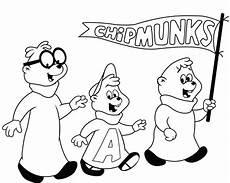 alvin und die chipmunks 10 ausmalbilder f 252 r kinder