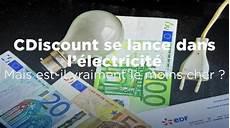 Cdiscount Mint Energie Total Direct Energie Edf