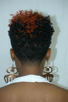 Black Hairstyles Back View