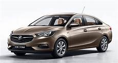 buick reveals a new excelle sedan just for china carscoops