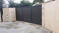 installation d un portail coulissant fabrication et installation d un portail coulissant