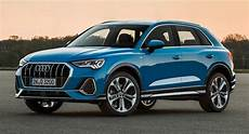 2019 audi q3 revealed new small luxury suv grows and