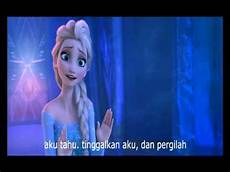 elsa malvorlagen bahasa indonesia disney frozen for the time in forever reprise in