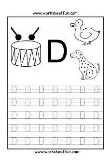 letter d printing worksheets 24240 the world s catalog of ideas