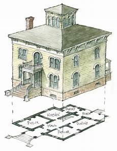 victorian italianate house plans anthony grumbine santa barbara s italianate architecture
