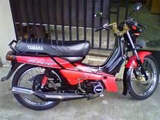Modifikasi Motor 2 Tak by Modifikasi Motor 2 Tak Yamaha Alfa Keren Terbaru Otomotiva
