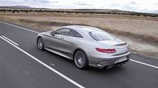2014 Mercedes S 500 4matic Coup 233 Driving Footage
