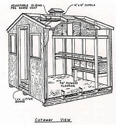 broiler house plans small scale poultry housing vce publications virginia tech