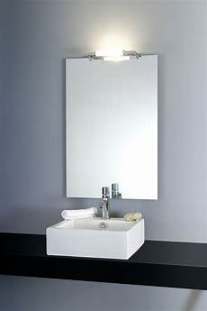 badezimmerspiegel mit ablage designer spiegelleuchte spirit clip kristallspiegel