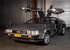 DeLorean  DMC 12 1981 Catawiki