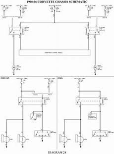 80 corvette wiring diagram gauges repair guides