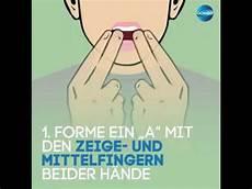 Pfeifen Mit Finger Lernen - so pfeift richtig und laut technik
