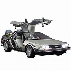toys back to the future delorean 1 6 scale collectible