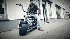 E Roller Berlin - erste bilder vom neuen scrooser escooter elektroscooter