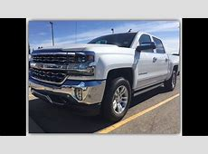 New 2017 Chevrolet Silverado 1500 * White * Crew Cab Short