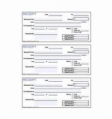 18 invoice receipt templates doc excel pdf free