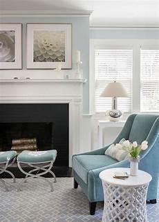 livingroom love this light blue it is soooo calming