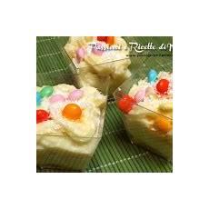 crema pasticcera con farina di cocco bicchierini con crema pasticcera e cocco dolci coloratipassioni e ricette di margi