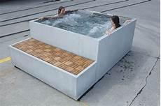Dade Design Beton Whirlpool Concrete
