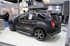 Dacia Duster Aka Elia Darkster Is Ideale Wintersportauto