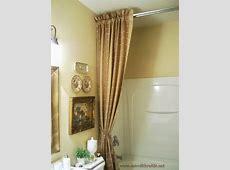 Curtains: Hookless Shower Curtain Walmart For Elegant
