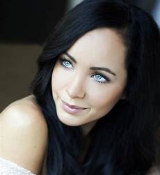girl with black hair blue eyes latvian canadian actress ksenia solo for girls with black hair blue eyes and fair skin