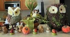 Herbstdeko Aus Naturmaterialien - ideen mit naturmaterialien 31 herbstliche diy inspirationen