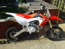 honda crf110 pit bike motos pit bike