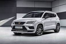 Seat Launches Cupra Performance Brand With 300 Ps Ateca